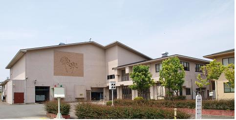 淀川衛生工場の全景です。