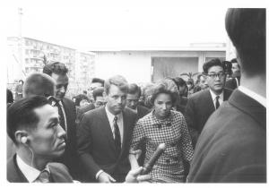 State 2 of the Attorney General Robert Kennedy visit to Japan