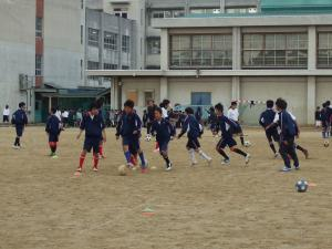 サッカー部 | 枚方市ホームペー...