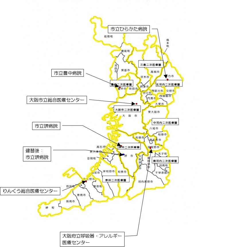 者 感染 市町村 数 別 大阪